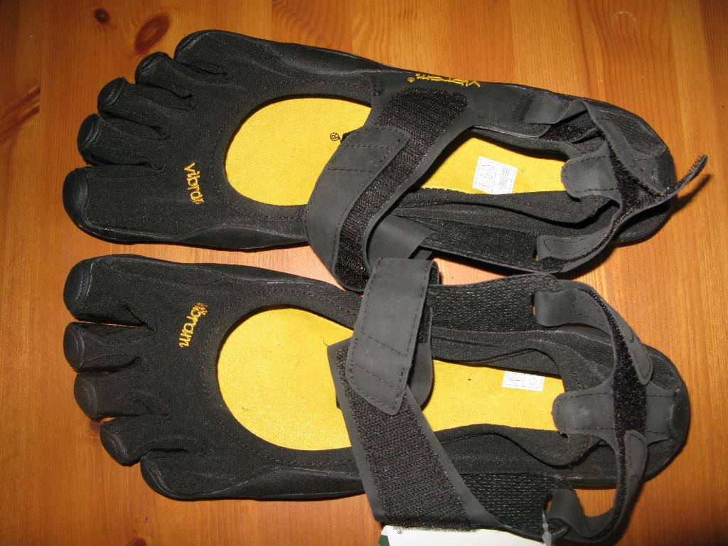 zapatillas pies descalzos
